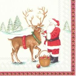 Servetele Santa&Deer C802500