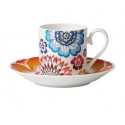Set Ceasca espresso si farfurie Anmut Bloom-Villeroy&Boch