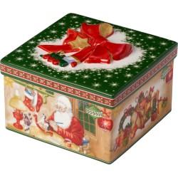 Cutie pentru biscuiti cu capac Christmas toys medium Workshop