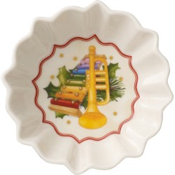 Toy's Fantasy small candy bowl peal of bells