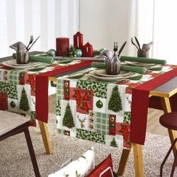 Traversa 40x100 cm Natale- Sander