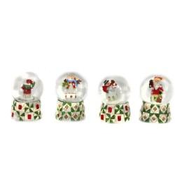 Santa mini dome 32984