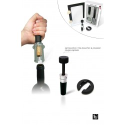 Set accesorii aerare vin FI010