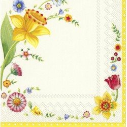 SERVETELE SPRING FANTASY COCKTAIL NAPKINS,C816500