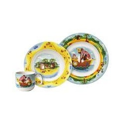 Set copii chewys's treasure hunt children cutlery