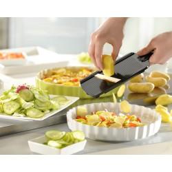 Dispozitiv ceramic pentru felierea legumelor- cod 50400