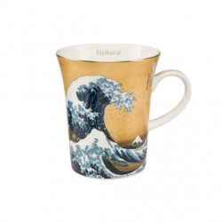 Cana Great Wave Gold, Goebel, Artis Orbis Hokusai