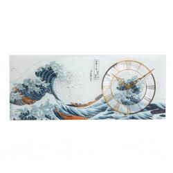 Ceas de perete-Great Wave- Goebel