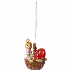 Decoratiune de Paste Bunny basket Anna-Villeroy&Boch