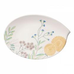 Platou oval 36 cm, Flow Couture, floral-358065