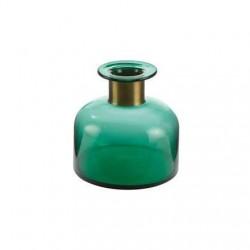 Vaza green 18 cm cu inel rotativ-Goebel-331312