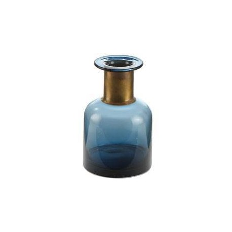 Vaza albastra cu inel rotativ 18.5cm-Goebel-331299