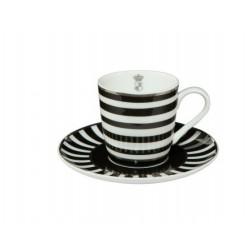 Ceasca cu farfuriuta espresso, Stripes-Goebel-315213