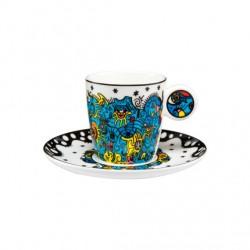 Cescuta cu farfuriuta espresso-ARTIST BILLY-Goebel-315749
