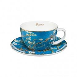 Ceasca cu farfurie cafea-ALMOND-ARTIS ORBIS VINCENT VAN GOGH-301186
