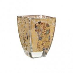 Suport lumanare 11 cm Fulfilment-Goebel-ARTIST GUSTAV KLIMT-291432
