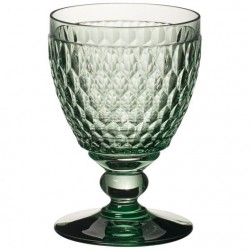Pahar apa Boston goblet green-242350