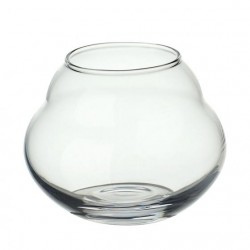 Vaza transparenta mica jolie claire 4.5in-331327