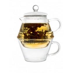 Ceainic Portofino 400 ml din sticla ,Breedeijer-146705