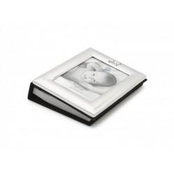 Album foto 9x13 cm coroana placat cu argint- 8106261