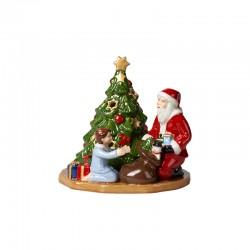 Suport lumanare Christmas toys lantern gift giving-367173
