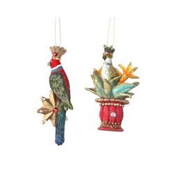 Decoratiune papagali assorted-13549