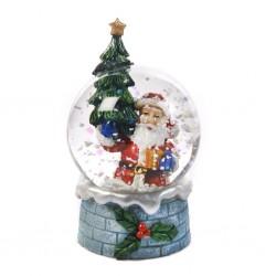 Glob de craciun Chimney Santa- MC19315