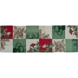 87505 Runner  X-MAX Decoration 96x96 cm-257171