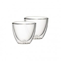 Set 2 pahare transparente Artesano Hot&Cold Bev. Tumbler S-363908