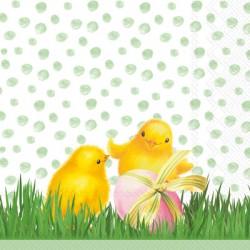 Servetele Chicken in the spring IHR-C851729