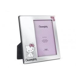 Rama foto argintata 10x15 cm Charmmy Kitty  - 354421