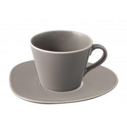 Ceasca cafea cu farurioara Organic Taupe like. by Villeroy&boch 396470