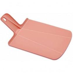 Tocator Chop2Pot pliabil plus roz, Joseph Joseph- J60155