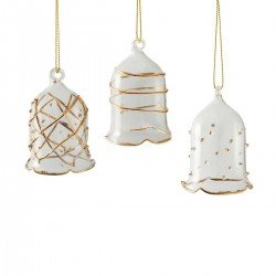 Set 3 clopotei Winter Collage Accessories Villeroy&Boch - 406339