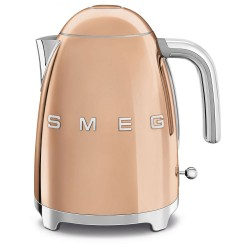 Fierbator apa  retro Smeg rose gold KLF03RGEU