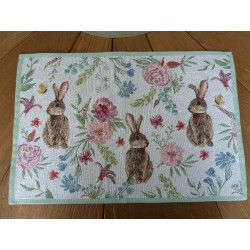 75165 fb 40 Placemat individual Bunny Bloom Sander 273003