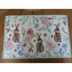 75165 fb 40 Placemat individual Bunny Bloom Sander 273003