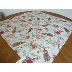 75105 Fata de masa patrata 96*96 cm Bunny Bloom Sander 272983