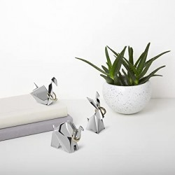Set 3 suporti inele Origami, Umbra -556729