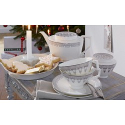 Ceasca Ceai cu farfuriuta La Classica Contura, Villeroy&Boch - 236066/236059
