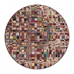 Covor rotund 350 cm Bead round 100%, Claire Vos-Moooi Crapets