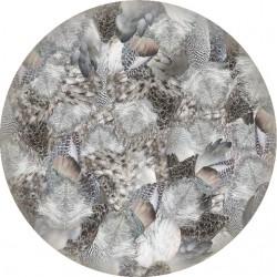 Covor rotund 350 cm Dodo Pavone - Moooi Carpets