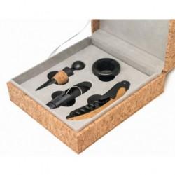 FI 508 set 4 accesorii pentru vin, Vin Bouquet - 417232