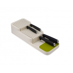 Organizator sertar cutite alb/verde, Joseph - J85142