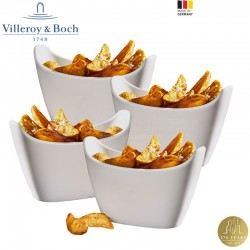 Set 4 boluri servire cartofi BBQ Passion Villeroy&Boch 305823