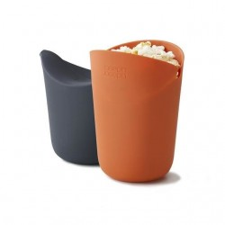 Set 2 dispozitive popcorn M-Cuisine - Joseph&Joseph J45018
