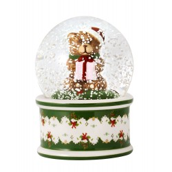 Decoratiune glob Christmas Toys snow globe small bear -410893
