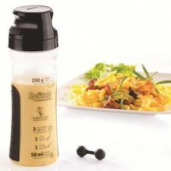 Recipient mixare ingrediente taitei si clatite spaetzle mix