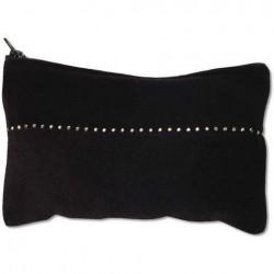 Geanta cosmetice swarovski collection black