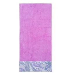 Prosop baie 50X100 cm pima luxe roz